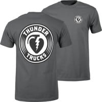 Thunder Charged Grenade T-Shirt - charcoal/black-white