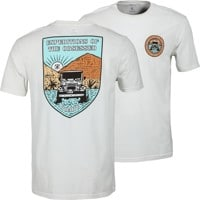 Roark Expeditions Of The Obsessed T-Shirt - white