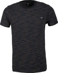 Vans Covina Stripe T-Shirt - black