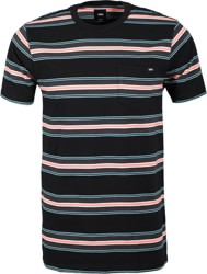 Vans Harrington Stripe T-Shirt - black