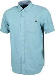 Vans Barnes S/S Shirt - cameo blue/dress blues
